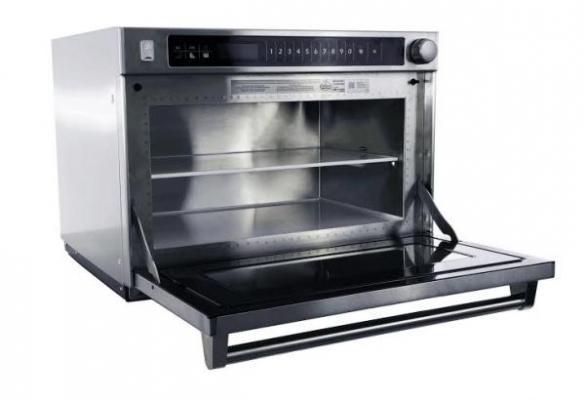 menumaster presenta dos hornos microondas para hostelera