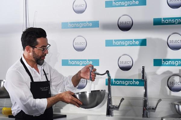 Metris Select, la grifería de cocina de Hansgrohe, de la mano de ...