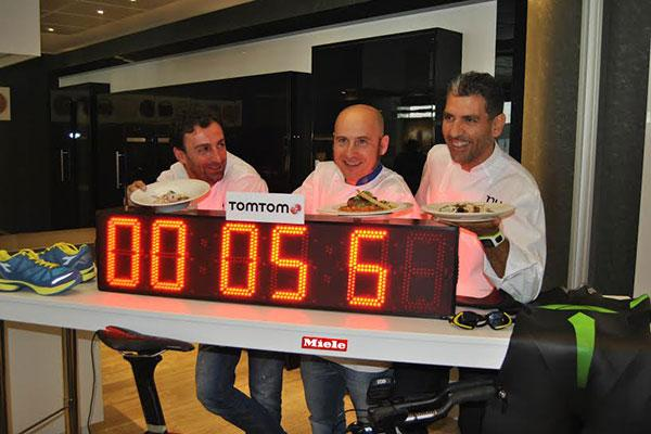 miele center madrid acoger sport cooking