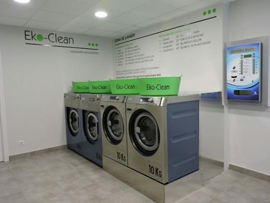 miele professional equipa la lavandera ekoclean de bilbao