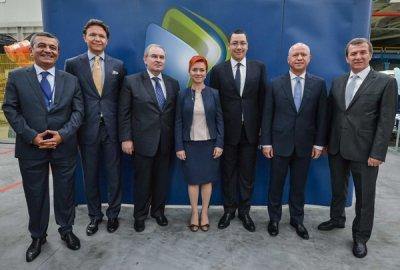 nueva cadena de montaje de grupo arelik en su fbrica de rumana