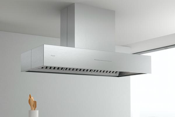 nueva campana de pando para convertir la cocina en profesional