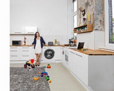 nuevas lavadoras y secadoras panasonic cuidan de ti y de tu ropa