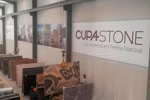 nuevo centro de distribucin de cupa group en galicia