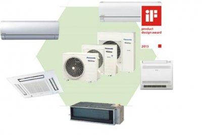 el nuevo free multi de panasonic conecta hasta cinco unidades interiores con una exterior