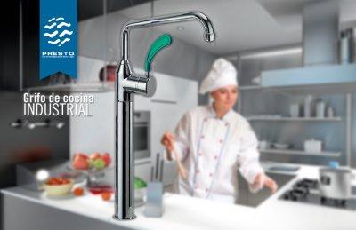 nuevos productos de presto para su gama de grifera especializada en cocinas