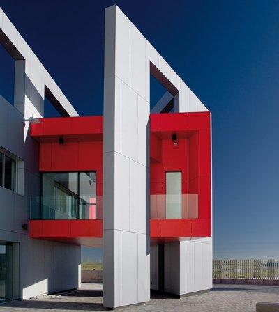 paneles arquitectnicos vivix de formica group