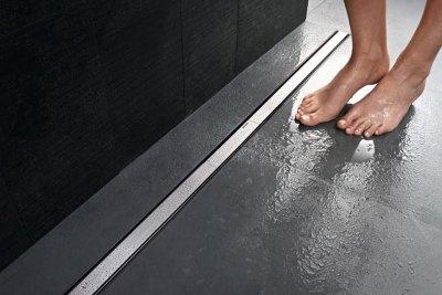 pensado hasta el ltimo detalle as es el nuevo canal ducha geberit cleanline