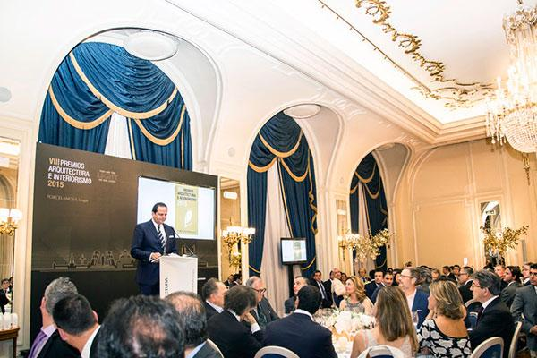 porcelanosa entrega sus octavos premios de arquitectura e interiorismo