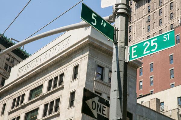 porcelanosa se instala en la quinta avenida de nueva york