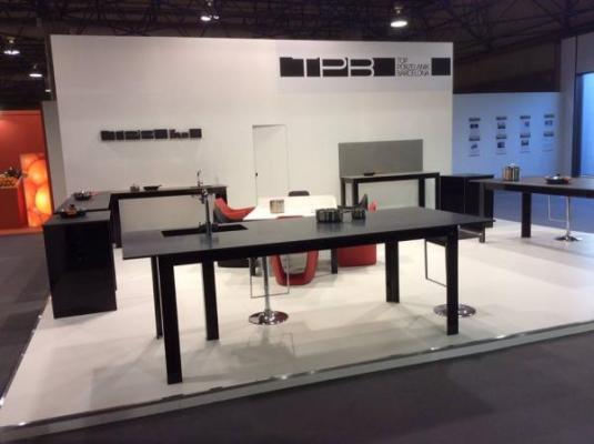top porzelanik barcelona muestra en espacio cocina su innovadora tpb tech