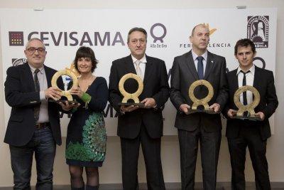 los premio alfa de oro a la innovacin en cevisama
