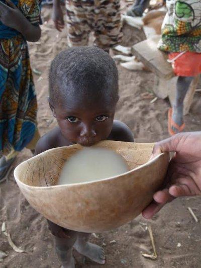 presto conciencia sobre la importancia del agua