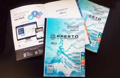 presto ibrica lanza su nuevo catlogo de productos 2015