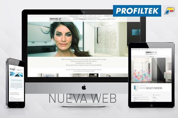 profiltek lanza nueva web con el foco puesto en los dispositivos mviles