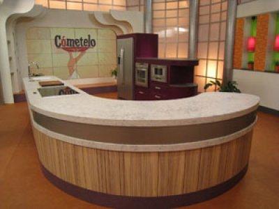 El programa c metelo renueva escenario con silestone - La cocina de cometelo ...