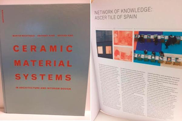 la cermica espaola protagonista del libro ceramic material systems
