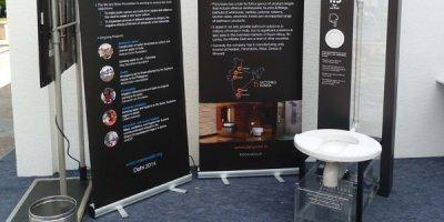 prototipo de inodoro de roca y rti para zonas con acceso limitado a redes de saneamiento
