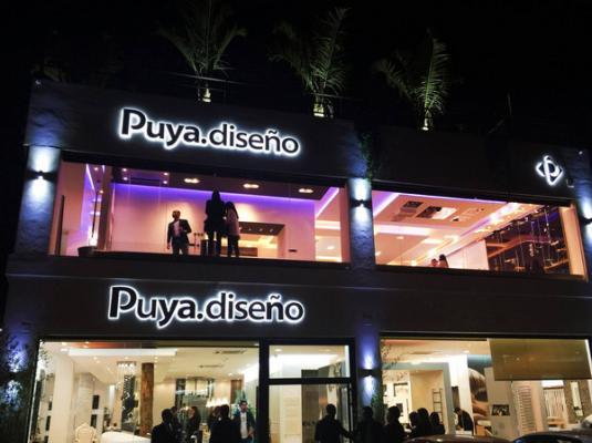 Puya dise o duplica la superficie dedicada al mundo del ba o en marbella - Puya marbella ...