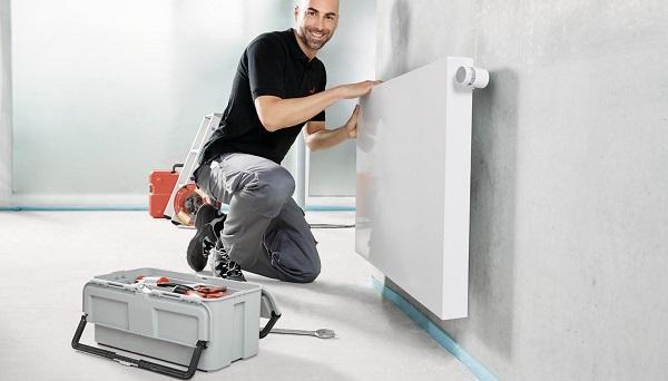 el radiador zehnder zmart escogido para equipar viviendas en madrid