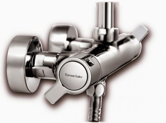 ramn soler presenta la ducha monomando con inversor integrado