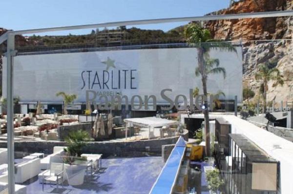 ramon soler en starlite marbella 2016