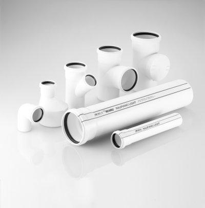 raupiano light de rehau para eliminar los ruidos en la gestin de aguas residuales domsticas