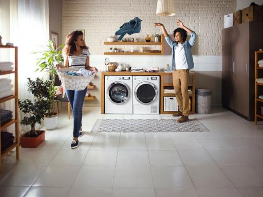 refresh y ahorro de espacio nuevas soluciones en la gama de lavado beko