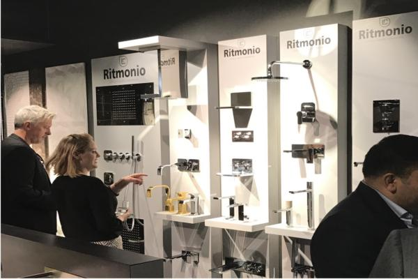 ritmonio disentildeo italiano en el nuevo showroom purity trading en dubai
