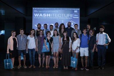 roca barcelona gallery acoge la entrega del premio ganador de la 17 edicin del taller vertical esarquic