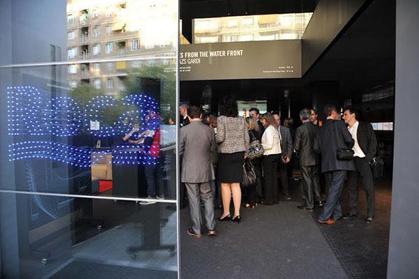 el roca barcelona gallery acoge la 16 edicin de los premios construmat 2015 de innovacin y sostenibilidad en la construccin