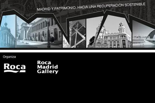 roca madrid gallery coge la tercera sesin del ciclo patrimonio y urbanismo en madrid