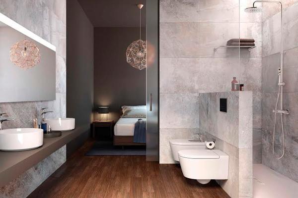 Roca presenta sus nuevas propuestas para el cuarto de baño del futuro