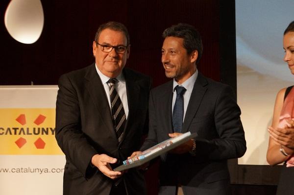 roca recibe el premio a la innovacin y bienestar de las personas