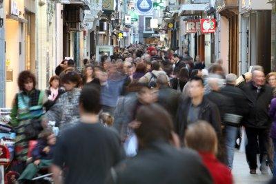 la salud del comercio cataln inicia su recuperacin