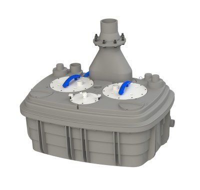 sfa sanitrit regala un altavoz bluetooth a los instaladores por la compra de estaciones de bombeo sanicubic