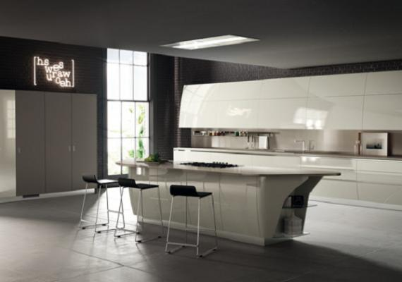 scavolini acude a livingkitchen 2017 con nuevos modelos de cocina y bao