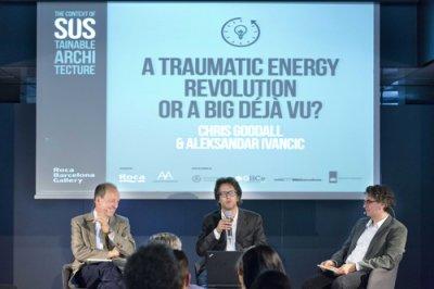 seminario the context of sustainable architecture en el roca barcelona gallery