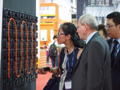 ish shanghai  cihe 2013 cierra con xito y apostando por el mercado hvac chino