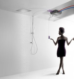 shower technology de tres hacia la ducha del futuro