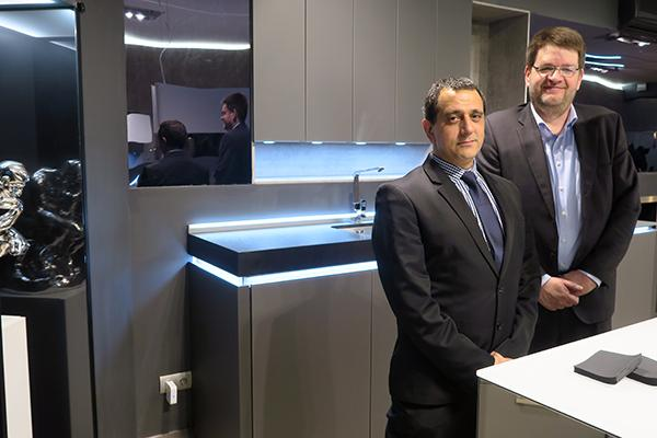 el showroom que kh pro ha inaugurado en madrid es un