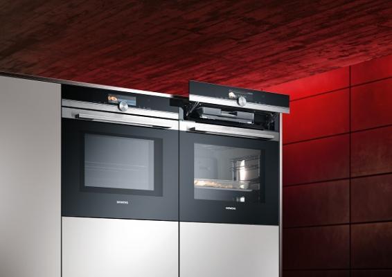 siemens presenta sus hornos iq700 por primera vez en televisin