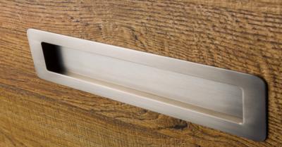 simplicidad y elegancia en el tirador integrado low de viefe