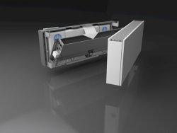 sistema inteligente de calefaccin y renovacin de aire