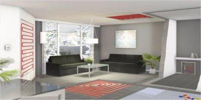 sistema rehau de refrescamiento por superficies radiantes integrado a la domtica