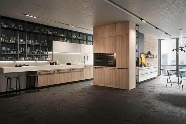 snaidero presenta opera una cocina elegante y atemporal