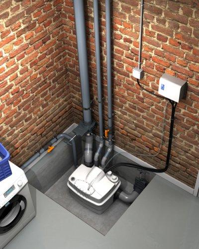 ms soluciones sanicubic para estaciones de bombeo sfa sanitrit