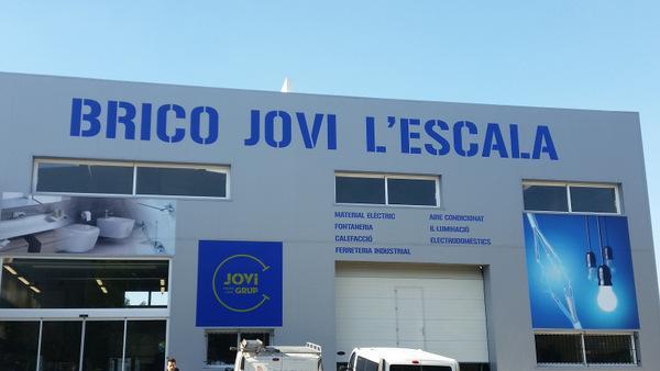 suministres jovi inaugura una delegacin dedicada a la ferretera en l