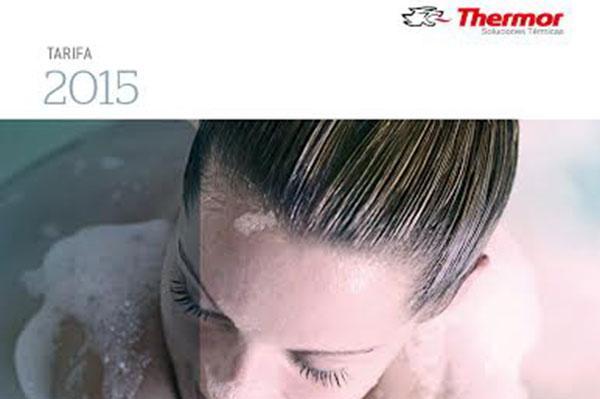 thermor presenta su nuevo catalogo 2015