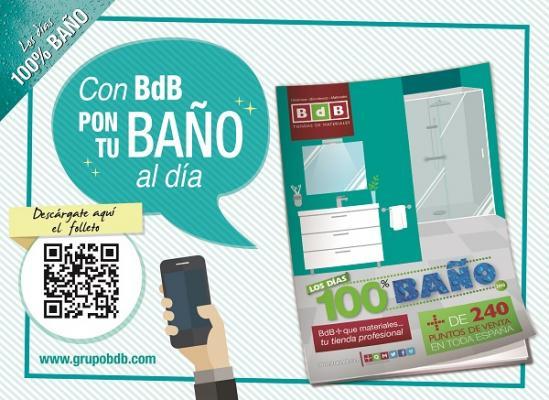 las tiendas bdb presentan sus das 100 bao